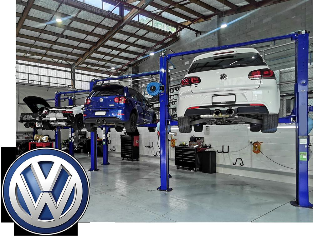 Volkswagen Engine & DSG Transmission Servicing Auckland