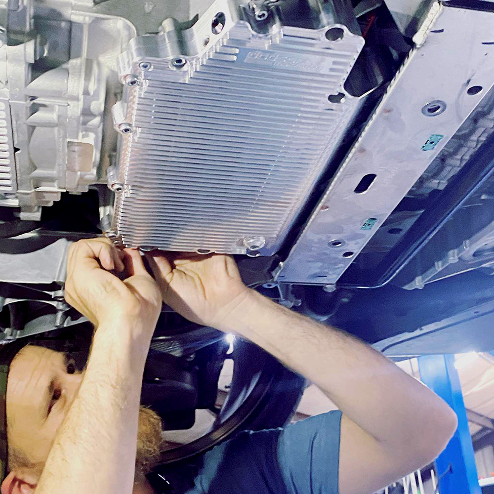 DCT Transmission Service by Dodson Motorsport