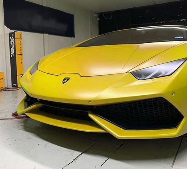 Lamborghini Huracan Service in Auckland